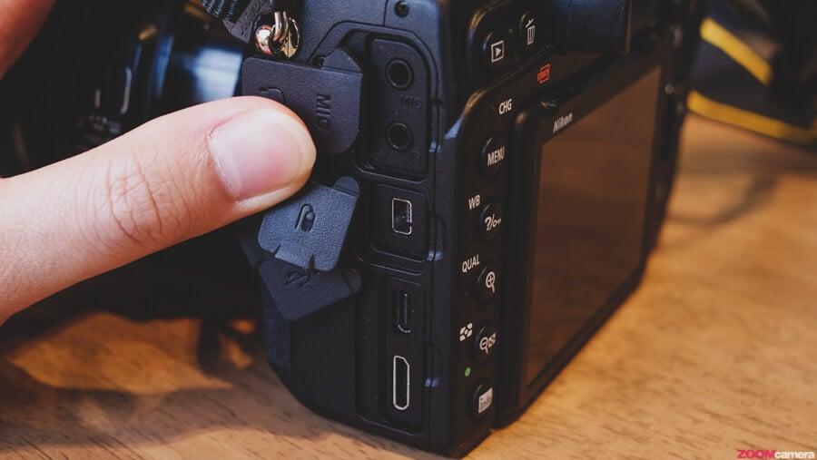 Nikon D780 Port