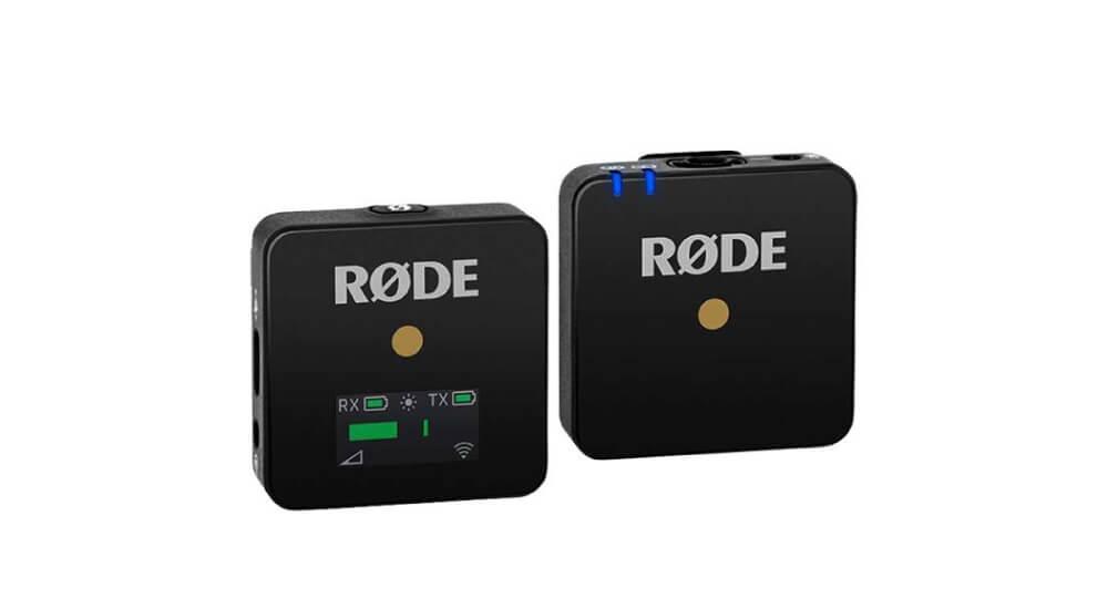 Rode Wireless Go zoomcamera