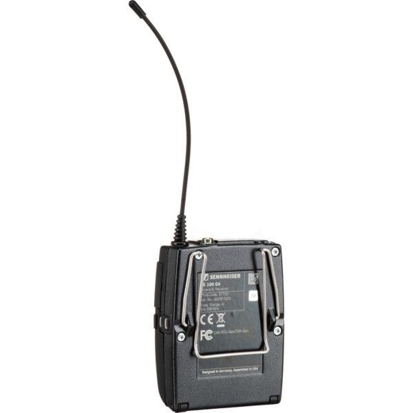 Sennheiser EW 112P G4 Camera Mount Wireless Omni Lavalier 12