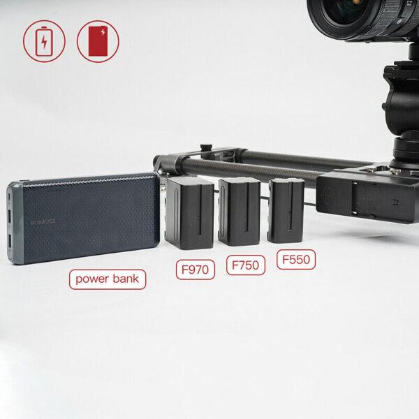 YC Onion HDM80 HOT DOG 80cm prlx & Pan Slider with App