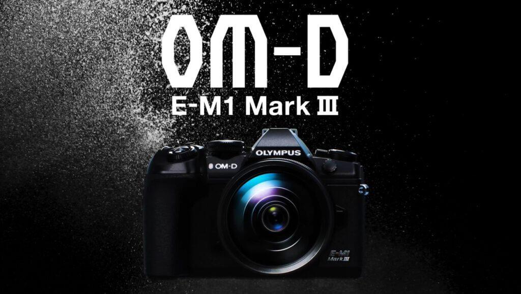 official em1 mk3 zoomcamera