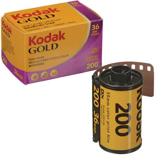 Kodak GOLD 200 Color Negative Film