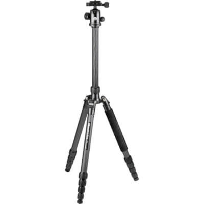 Manfrotto (MKELEB5CF-BH) Element Big Carbon Traveler Tripod Kit