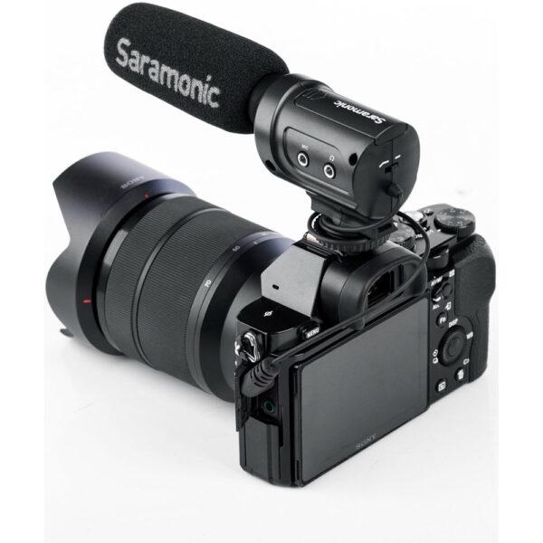 Saramonic SR M3 Mini Directional 4