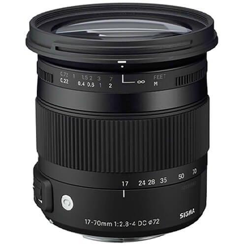 Sigma 17 70mm f2.8 4 DC Macro OS HSM Contemporary Lens 1
