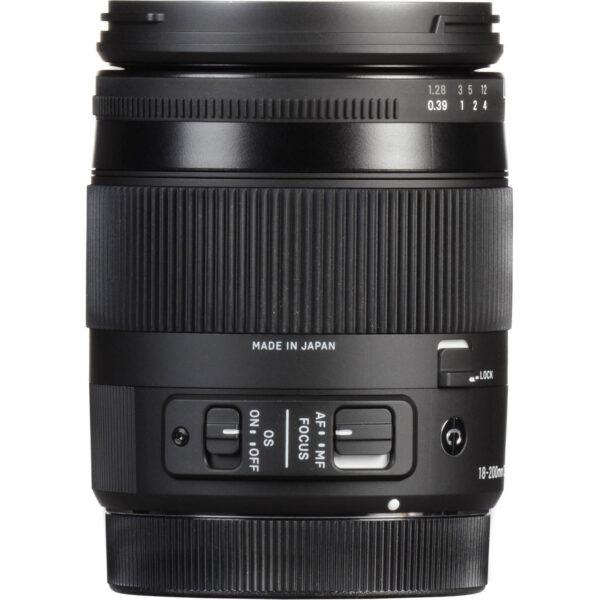 Sigma 18 200mm f3.5 6.3 DC Macro OS HSM Contemporary Lens 2