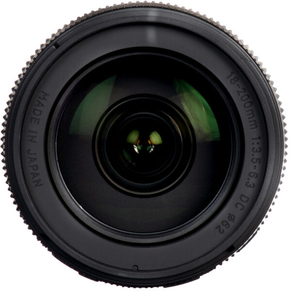 Sigma 18 200mm f3.5 6.3 DC Macro OS HSM Contemporary Lens 4