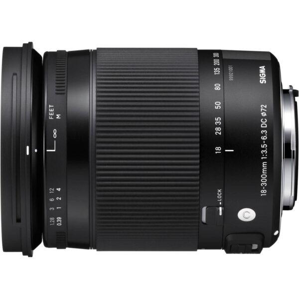 Sigma 18 300mm f3.5 6.3 DC Macro OS HSM Contemporary Lens 2