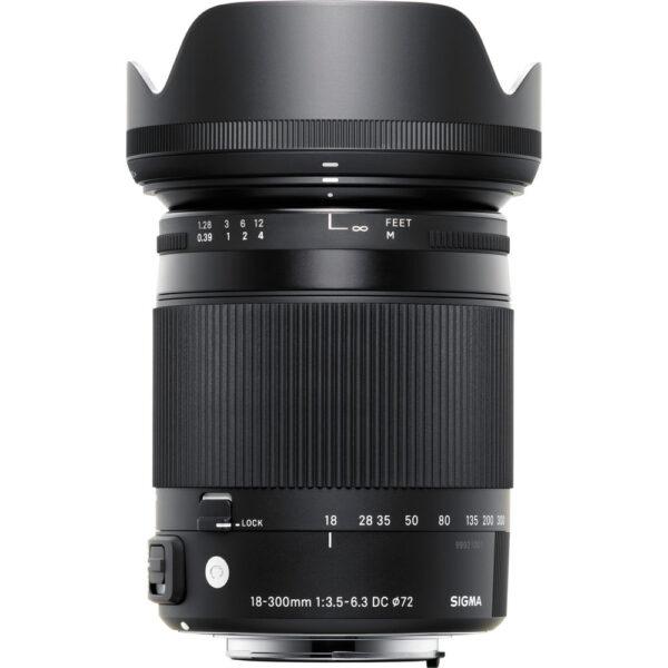 Sigma 18 300mm f3.5 6.3 DC Macro OS HSM Contemporary Lens 5