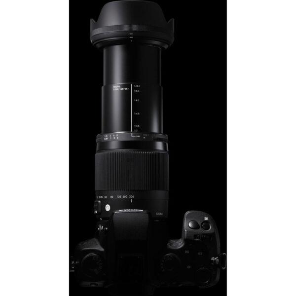 Sigma 18 300mm f3.5 6.3 DC Macro OS HSM Contemporary Lens 9