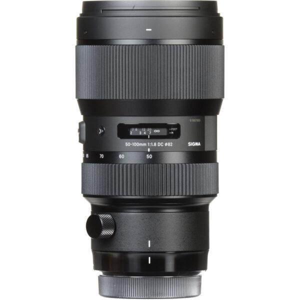 Sigma 50 100mm f1.8 DC HSM Art Lens 10