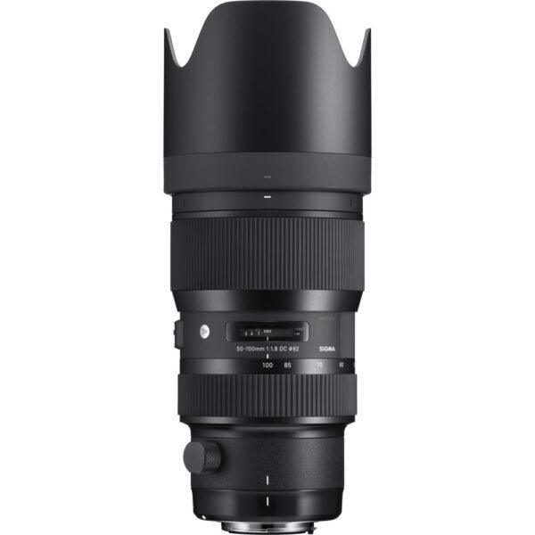 Sigma 50 100mm f1.8 DC HSM Art Lens 3