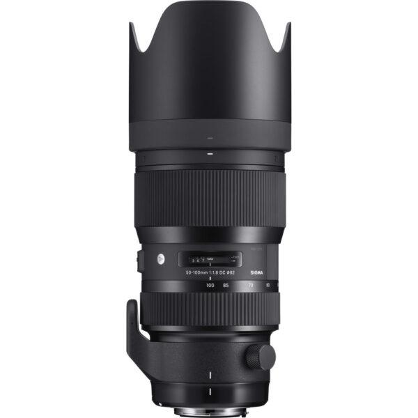 Sigma 50 100mm f1.8 DC HSM Art Lens 4
