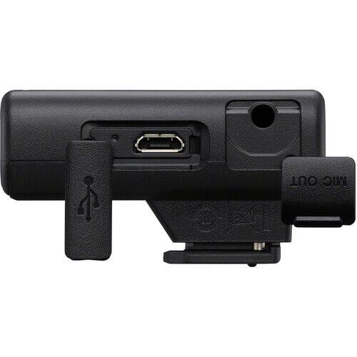 Sony ECM W2BT Camera Mount Digital Bluetooth Wireless Microphone System for Sony Cameras 10