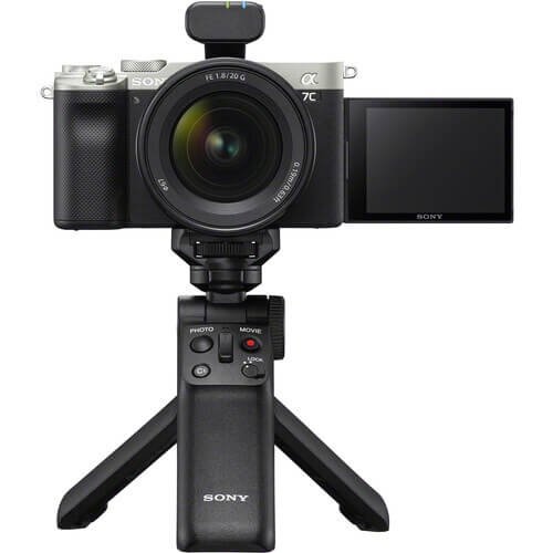 Sony ECM W2BT Camera Mount Digital Bluetooth Wireless Microphone System for Sony Cameras 13
