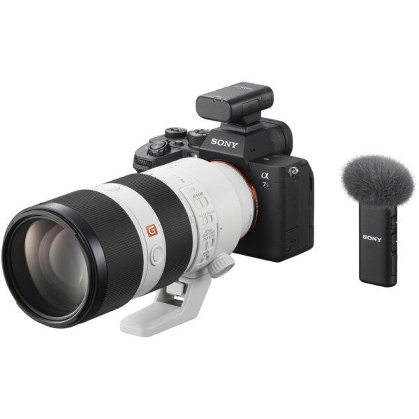 Sony ECM W2BT Camera Mount Digital Bluetooth Wireless Microphone System for Sony Cameras 15