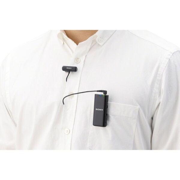 Sony ECM W2BT Camera Mount Digital Bluetooth Wireless Microphone System for Sony Cameras 23
