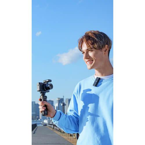 Sony ECM W2BT Camera Mount Digital Bluetooth Wireless Microphone System for Sony Cameras 27