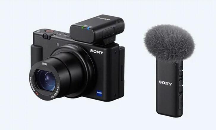 Sony ECM W2BT Camera Mount Digital Bluetooth Wireless Microphone System for Sony Cameras 29