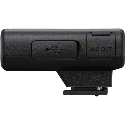 Sony ECM W2BT Camera Mount Digital Bluetooth Wireless Microphone System for Sony Cameras 8
