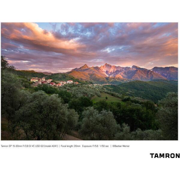 Tamron SP 15 30mm f2.8 Di VC USD G2 Lens 22