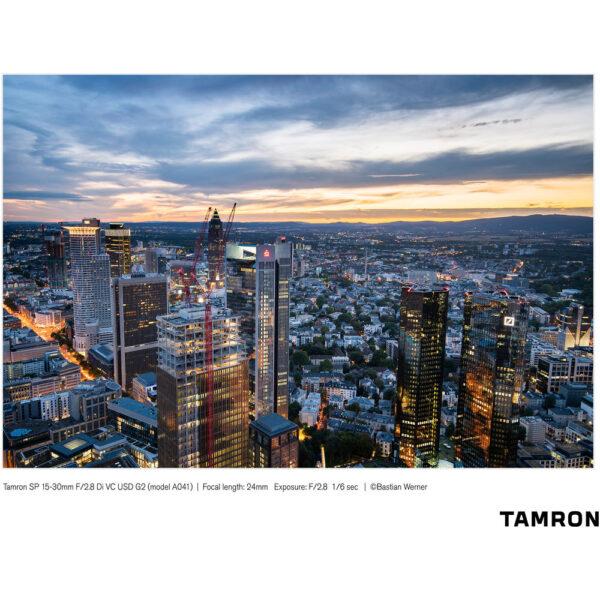 Tamron SP 15 30mm f2.8 Di VC USD G2 Lens 23