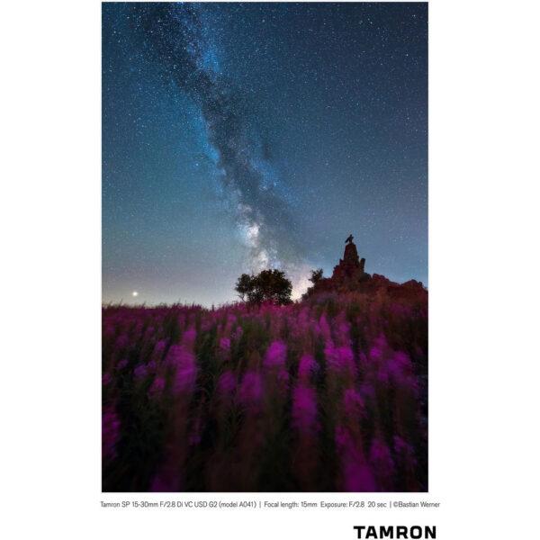 Tamron SP 15 30mm f2.8 Di VC USD G2 Lens 25