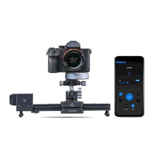 YC Onion CCMS Chocolate Milk Motorized Camera Slider 23mm 1