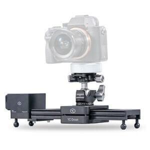 YC Onion CCMS Chocolate Milk Motorized Camera Slider 23mm 3