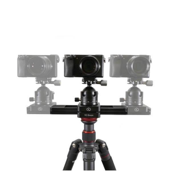 YC Onion CCMS Chocolate Milk Motorized Camera Slider 23mm 4