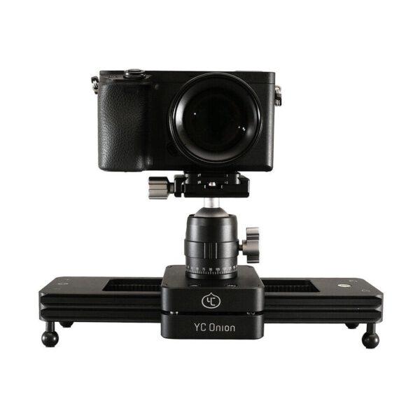 YC Onion CCMS Chocolate Milk Motorized Camera Slider 23mm 5