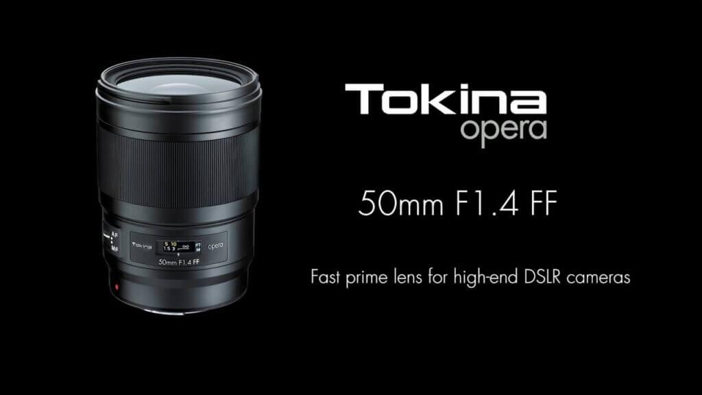 tokina opera fullframe