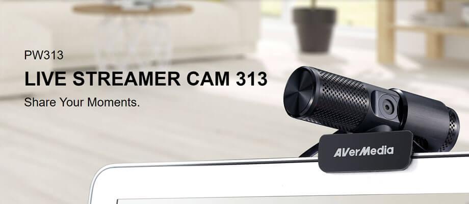 AVERMEDIA LIVE STREAMER CAM 313 4