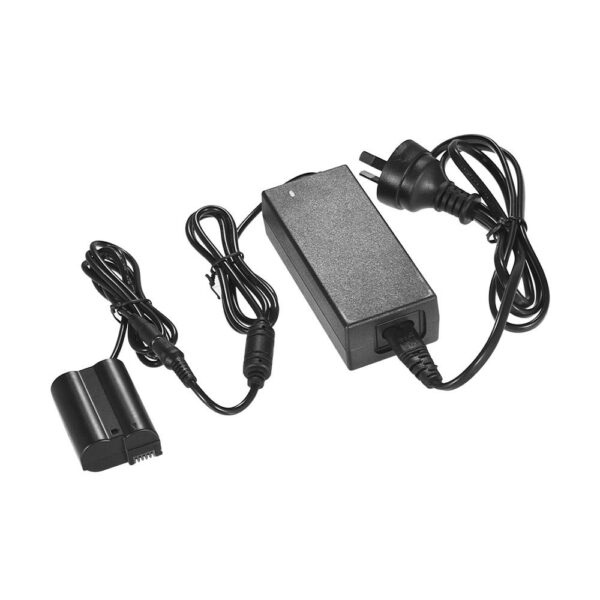 Andoer EH 5 plus EP 5B AC Power Adapter DC Coupler Camera Charger Replace for EN EL15 6