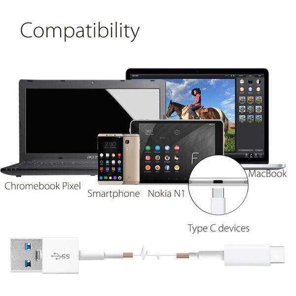 Avantree TC30 Type C To USB 2