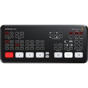 Blackmagic Design ATEM Mini Pro HDMI Live Stream Switcher 1