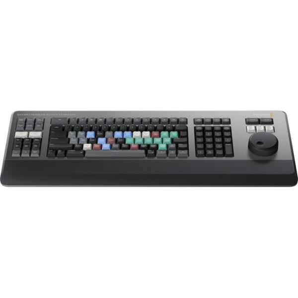 Blackmagic Design DaVinci Resolve Editor Keyboard 1