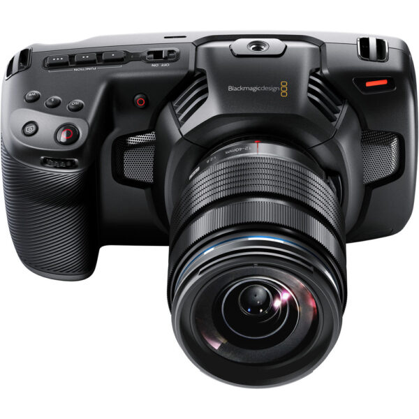 Blackmagic Design Pocket Cinema Camera 4K 4