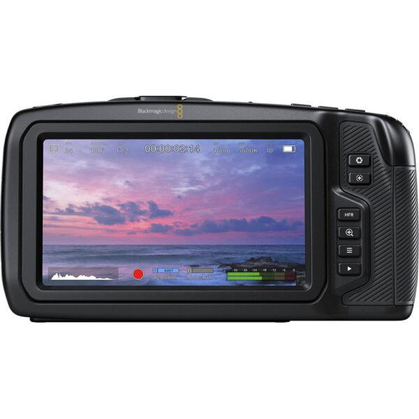 Blackmagic Design Pocket Cinema Camera 4K 5