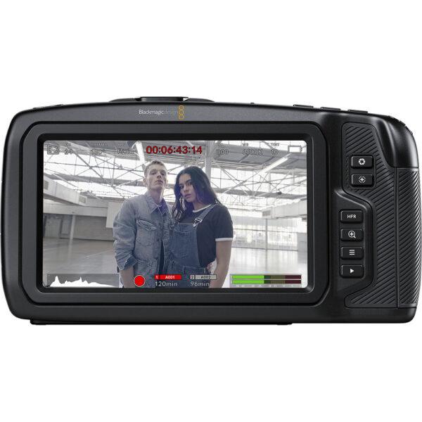 Blackmagic Design Pocket Cinema Camera 6K Canon EFEF S 2