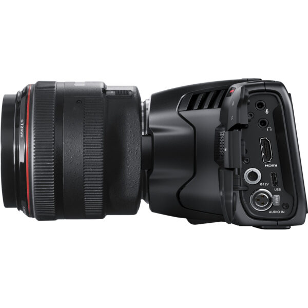 Blackmagic Design Pocket Cinema Camera 6K Canon EFEF S 4