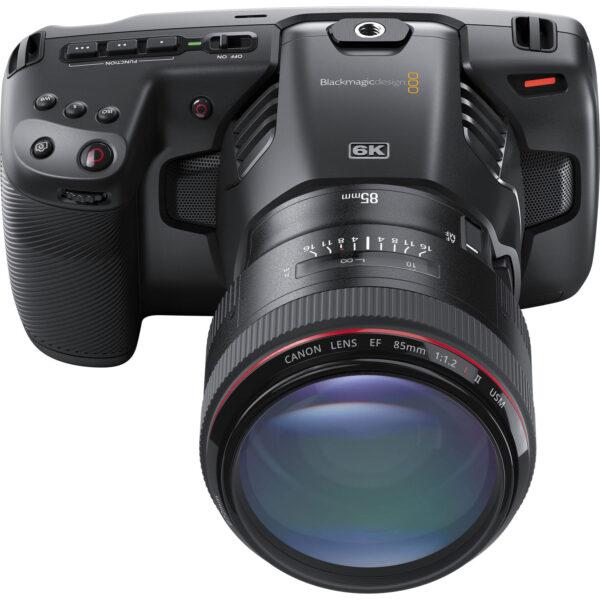 Blackmagic Design Pocket Cinema Camera 6K Canon EFEF S 5