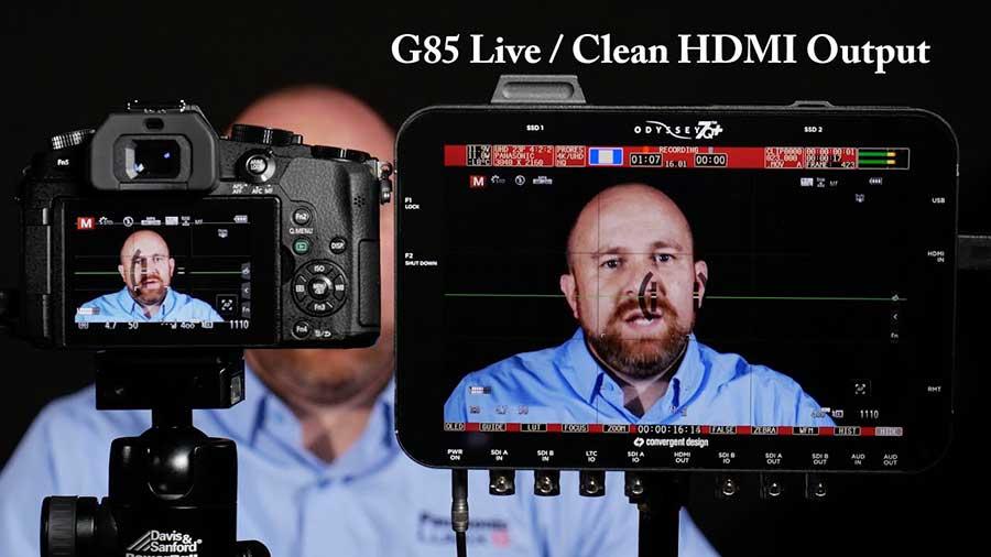 Clean HDMI และ อุปกรณ์ไลฟ์สด