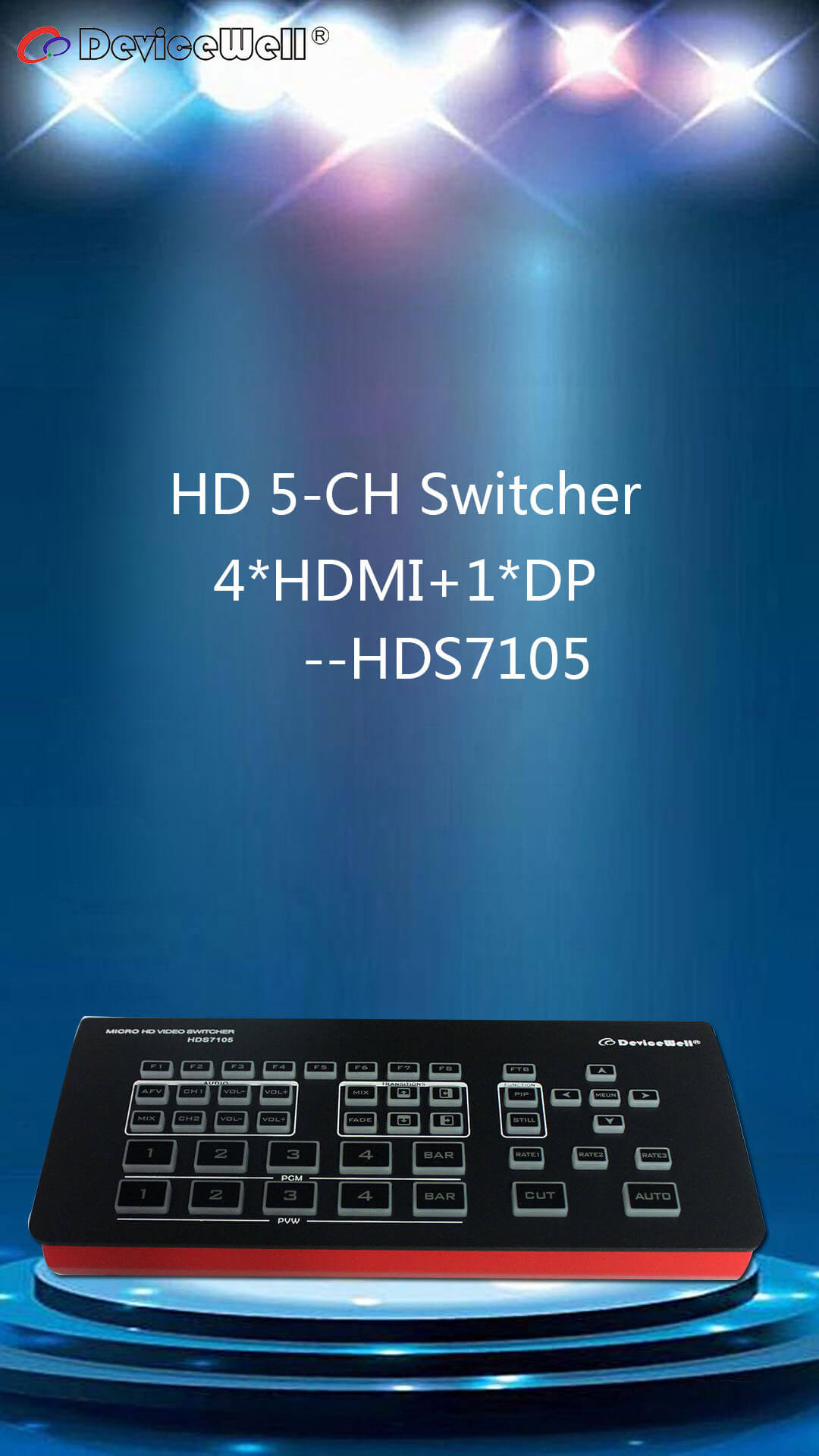 Devicewell HDS 7105 006