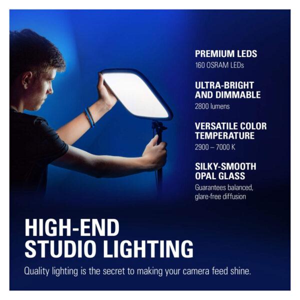Elgato 10GAK9901 Key Light LED 4