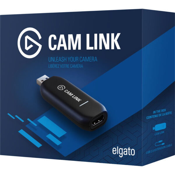 Elgato Cam Link Broadcast live and record 9
