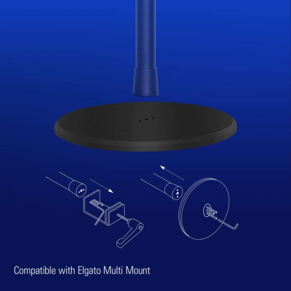 Elgato Weighted Base for Elgato Multi Mount 4