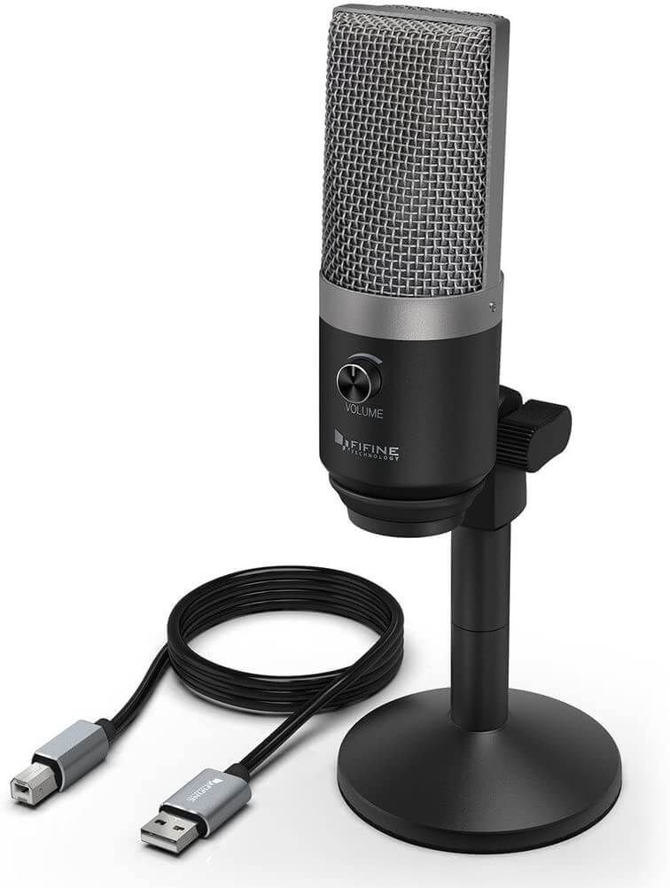 FIFINE K670 USB Unidirectional Condenser Microphone