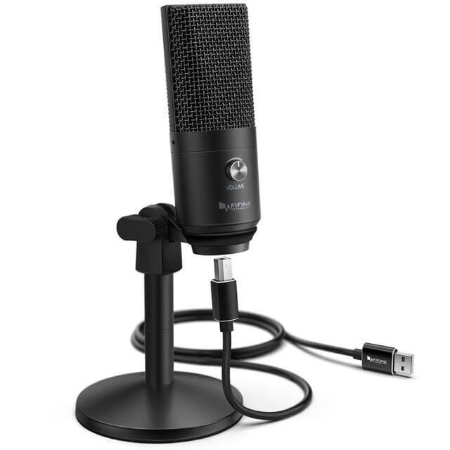FIFINE K670 USB Unidirectional Condenser Microphone-11