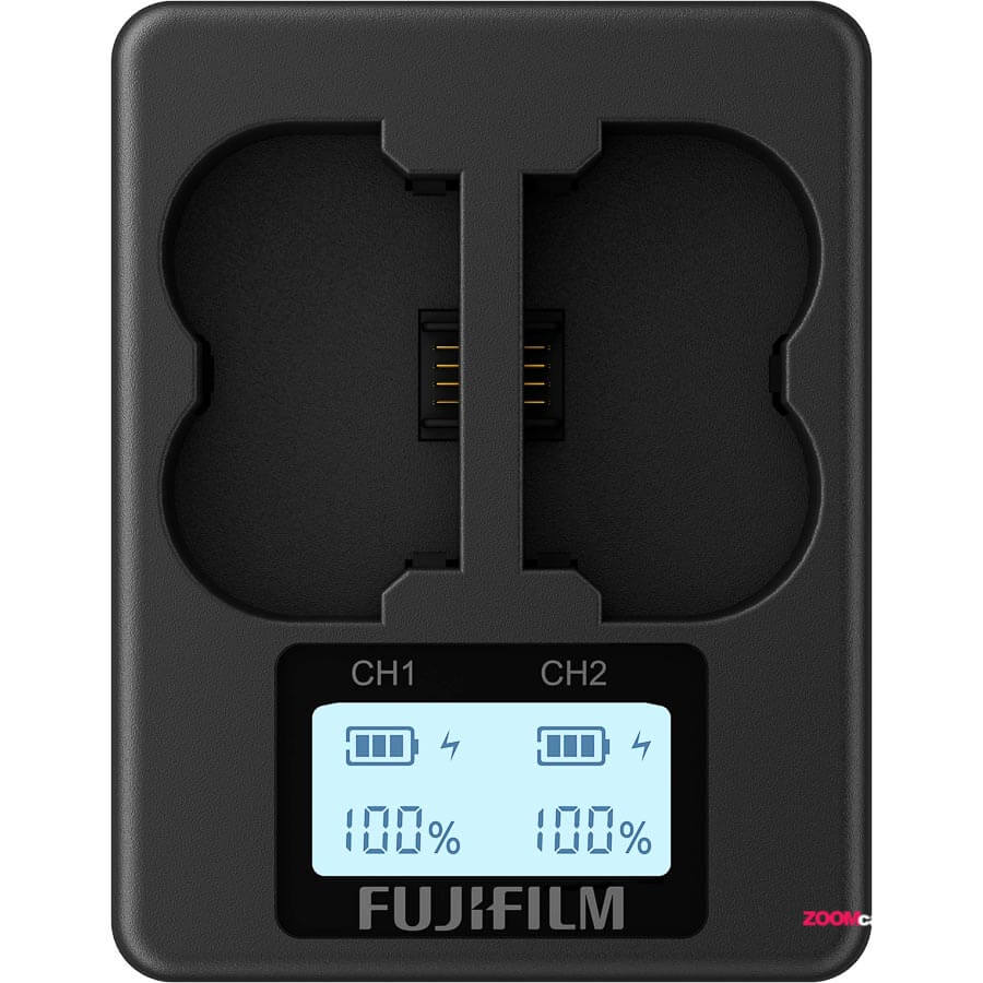 FUJIFILM BC W235 Dual Battery Charger